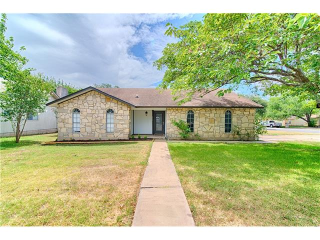 613 Chisholm Valley Dr, Round Rock, TX 78681