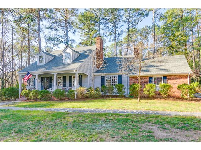 9 Raven Rock Road, Henrico, VA 23229