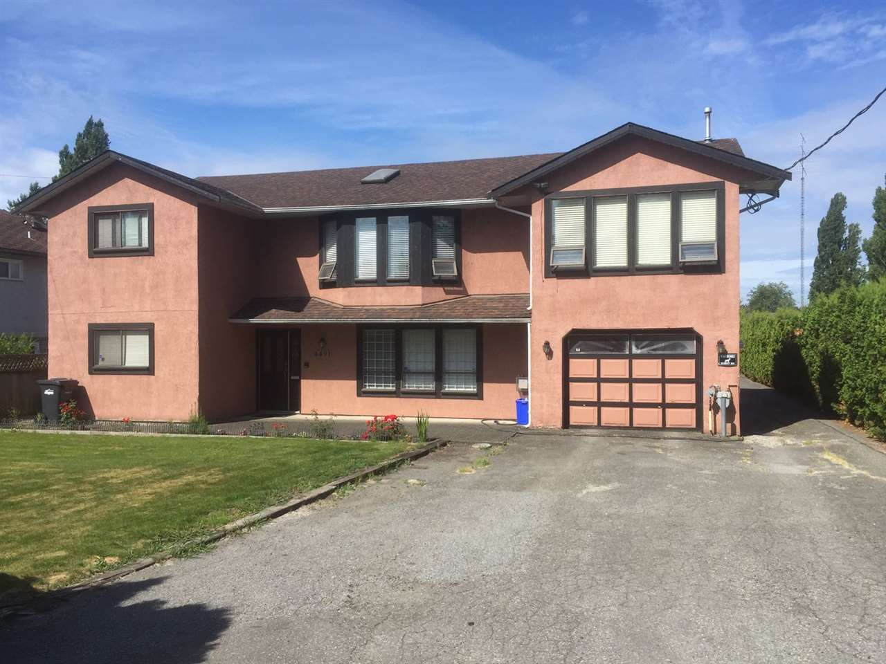 4491 BOUNDARY ROAD, Richmond, BC V6V 1T9