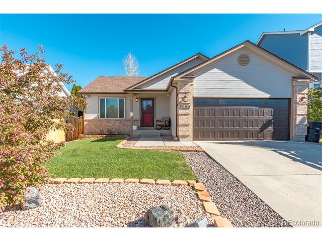 3080 Leoti Drive, Colorado Springs, CO 80922