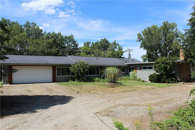 545 N NEWMAN Road, Orion Twp, MI 48362