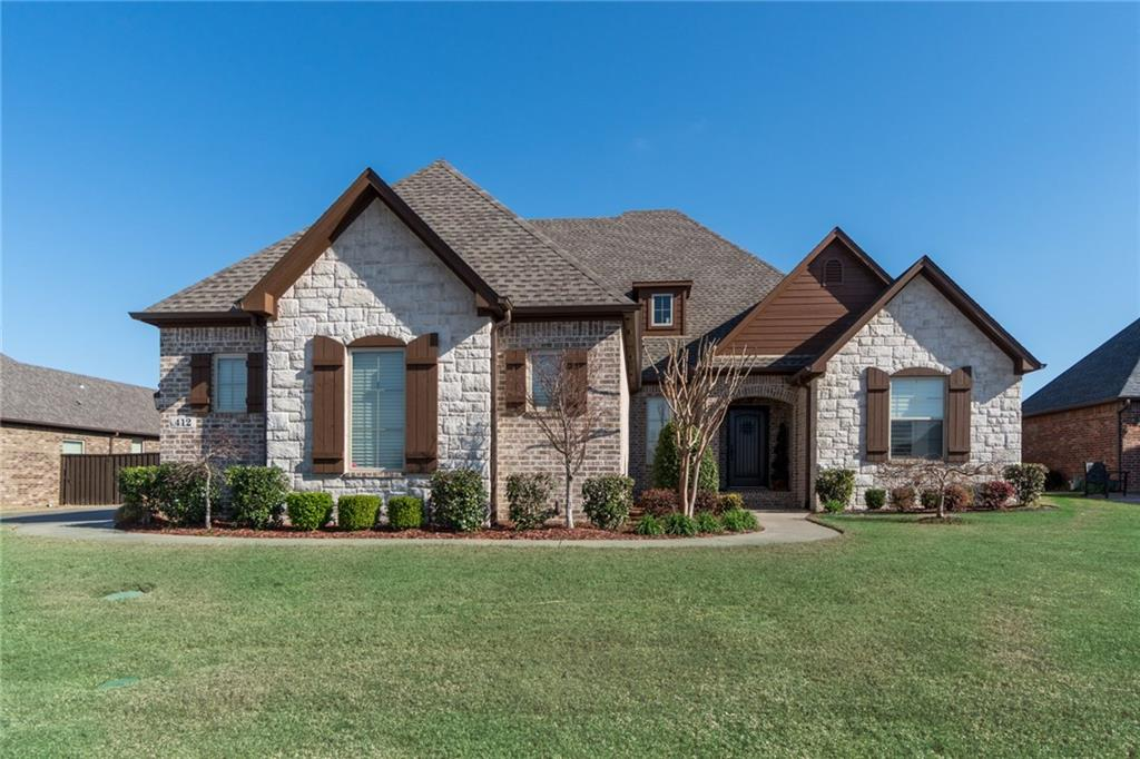 412 Crescent DR, Fort Smith, AR 72916