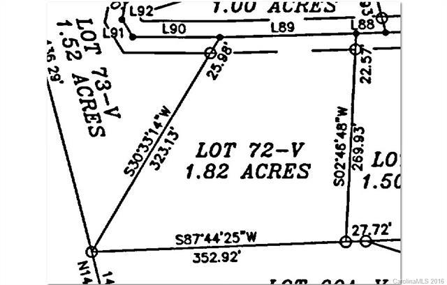 Lot 72V Jeremy Drive, Nebo, NC 28761