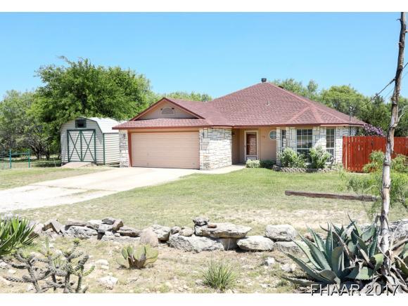 292 County Road 3368, Kempner, TX 76539