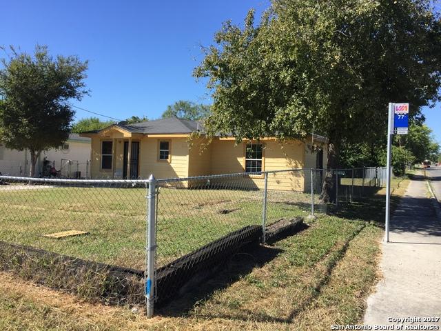 929 HORTENCIA AVE, San Antonio, TX 78228