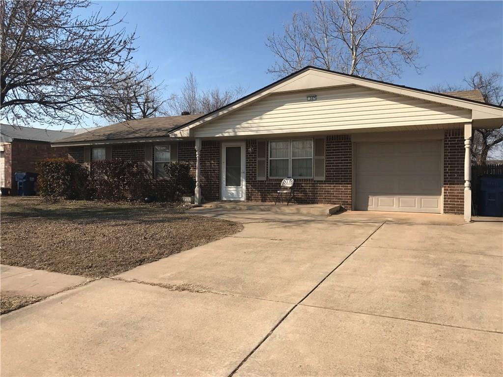 307 S Silver Drive, Mustang, OK 73064