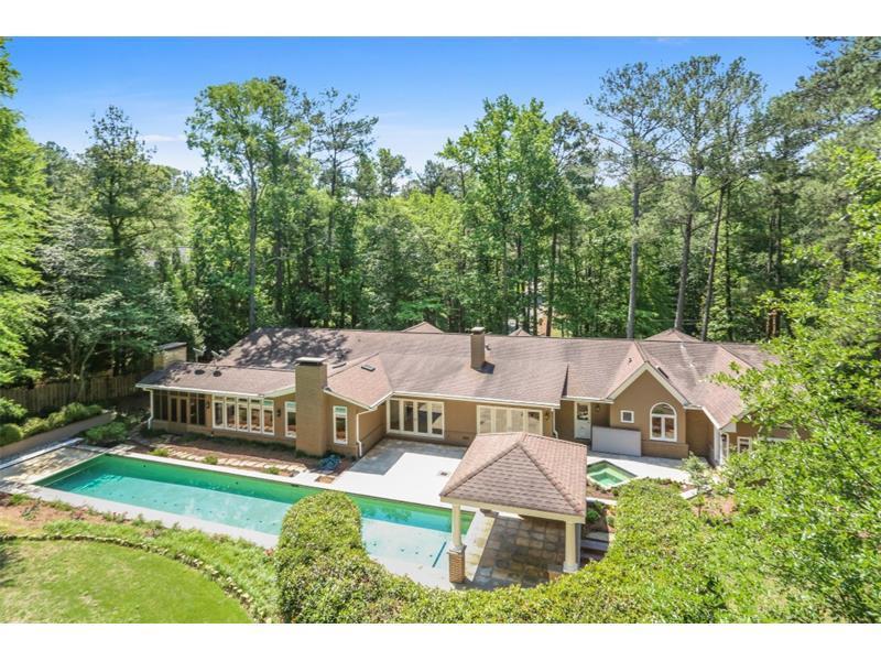 1609 Musket Ridge, Atlanta, GA 30327
