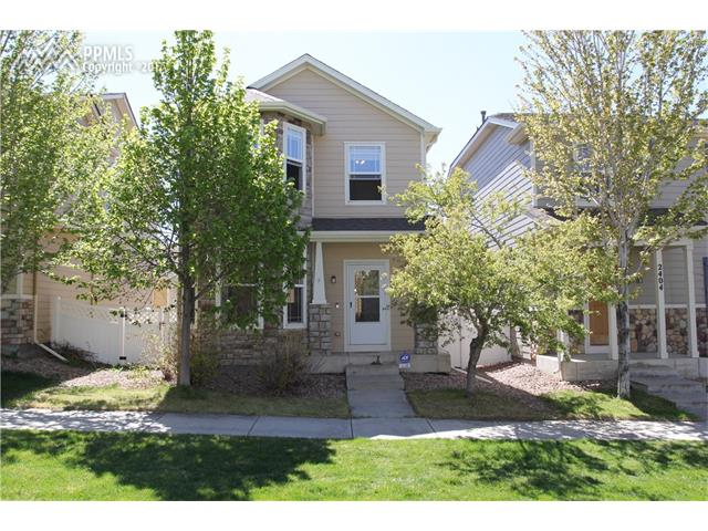 2414 St Paul Drive, Colorado Springs, CO 80910