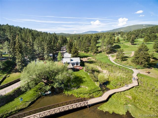 4689 S Blue Spruce Road, Evergreen, CO 80439
