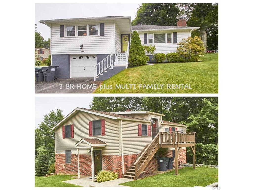 146 & 148 Weyants Lane, Newburgh, NY 12550