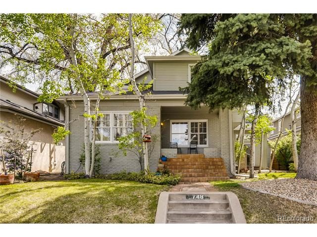 748 S Williams Street, Denver, CO 80209