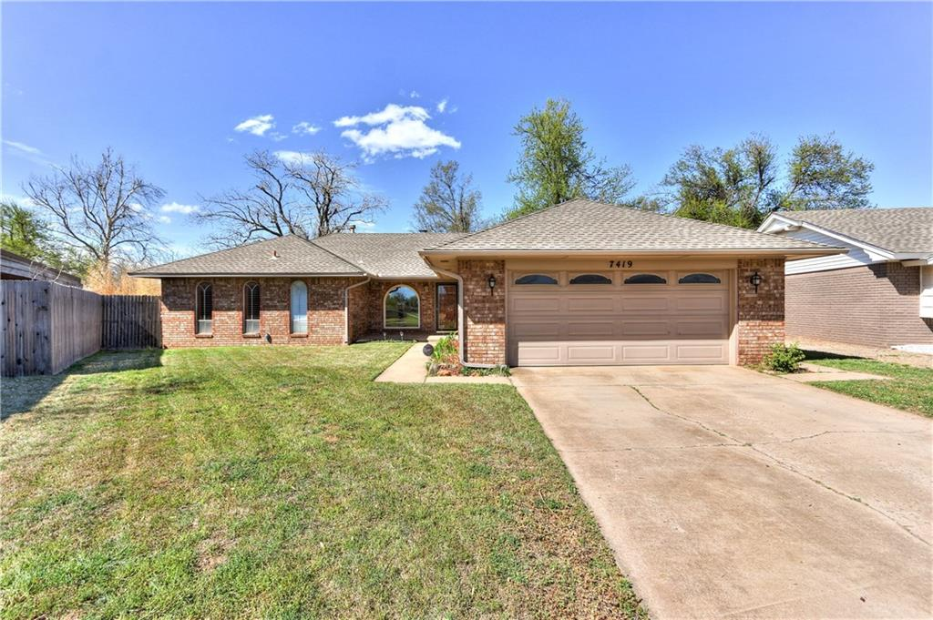 7419 NW 30th Terrace, Bethany, OK 73008