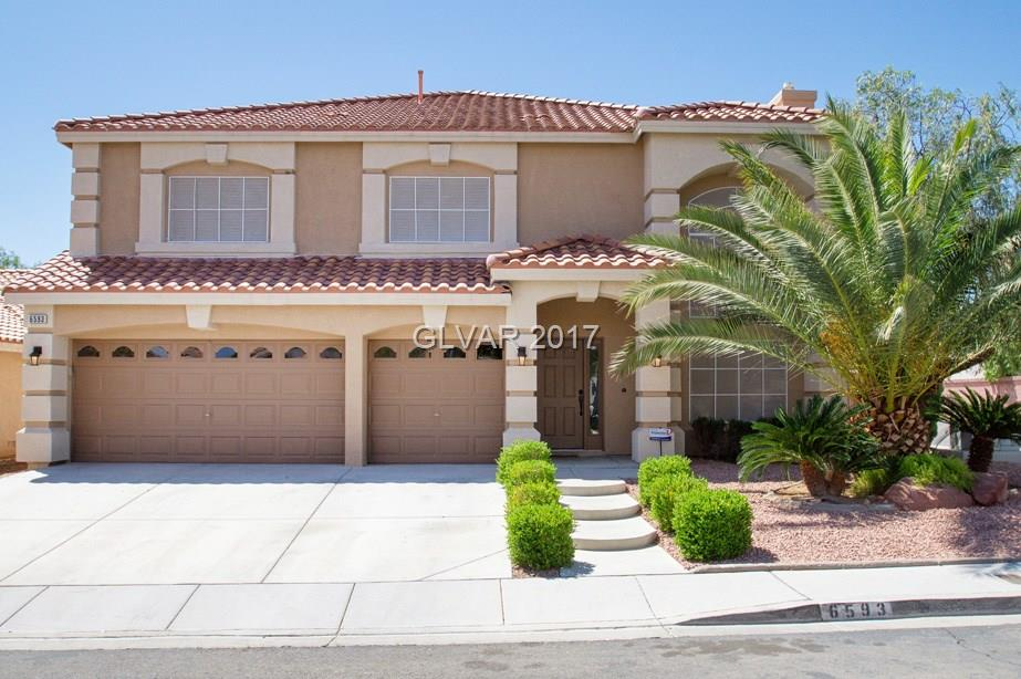 6593 CHIMES TOWER Avenue, Las Vegas, NV 89139