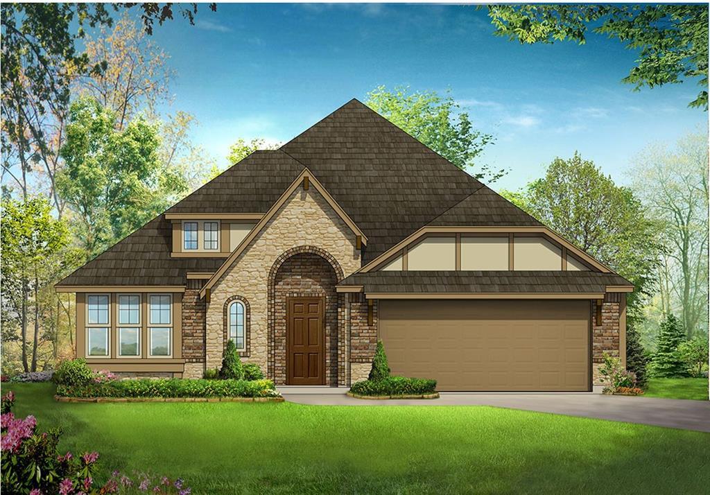 1624 Clayton Lane, Aubrey, TX 76227
