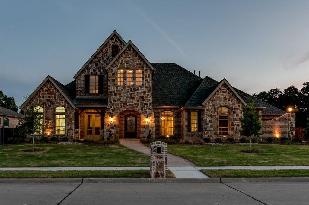1500 Hawthorne Lane, Keller, TX 76262