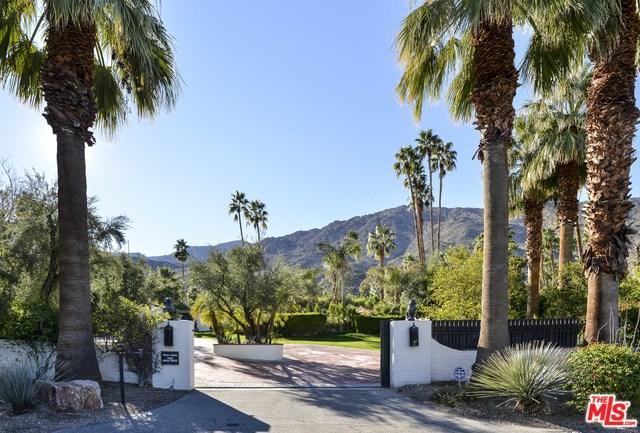 1993 S Mesa Drive, Palm Springs, CA 92264