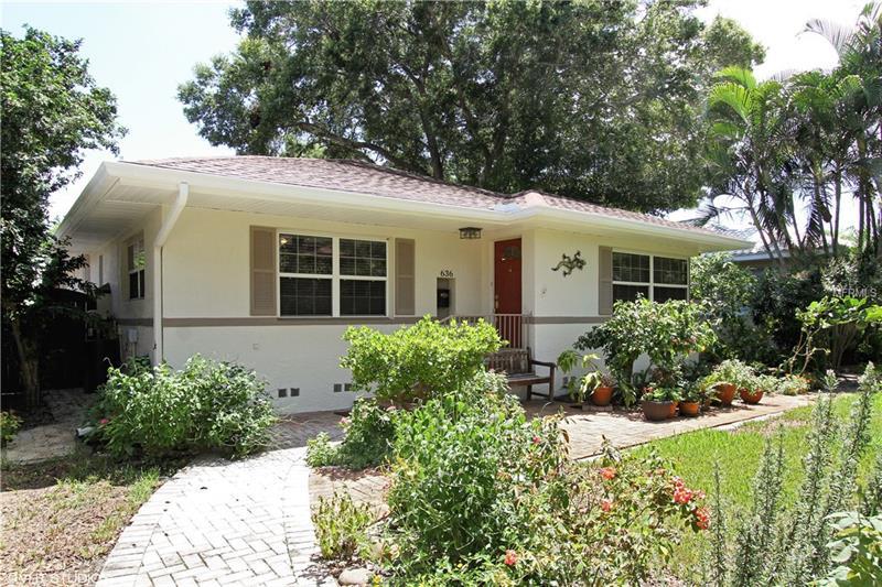 636 14TH AVENUE NE, ST PETERSBURG, FL 33701