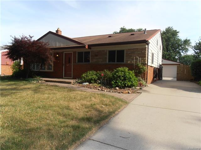1292 ELLIOTT Avenue, Madison Heights, MI 48071