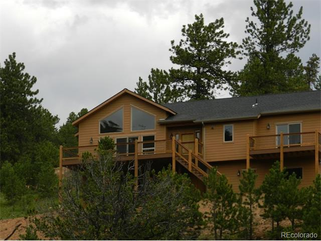 350 Royal Ridge Drive, Bailey, CO 80421