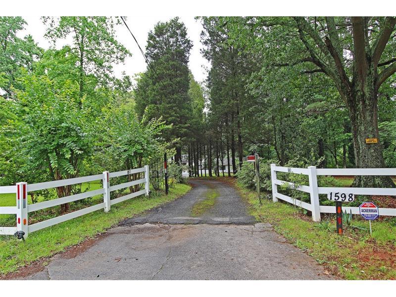 1598 Indian Creek Drive, Stone Mountain, GA 30083
