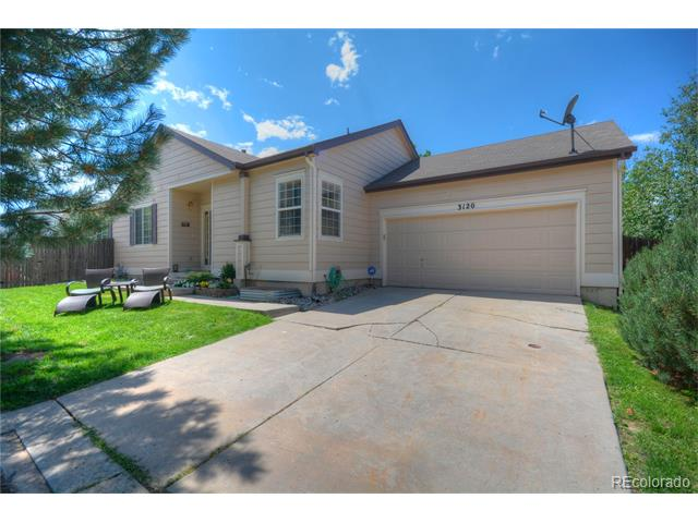 3120 River Valley View, Colorado Springs, CO 80922