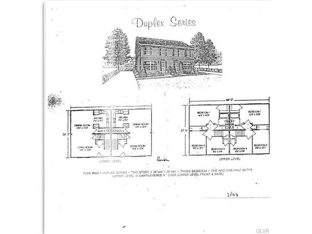 32 W Clark Street, Hellertown Borough, PA 18055