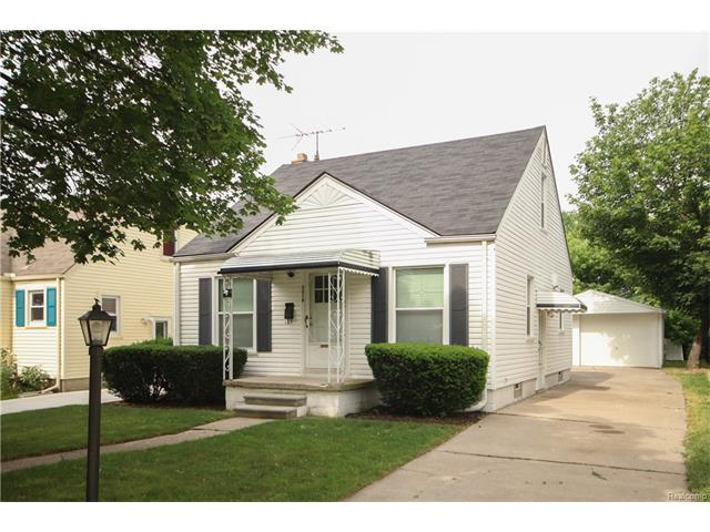 3319 Prairie Avenue, Royal Oak, MI 48073