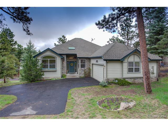 3442 Overlook Trail, Evergreen, CO 80439