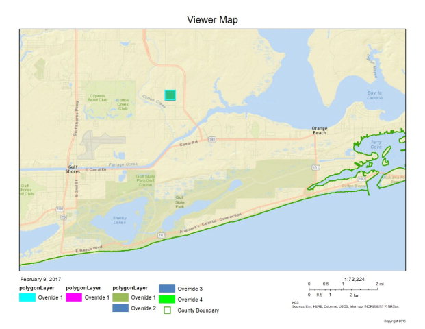 5749 Roscoe Rd, Gulf Shores, AL 36542