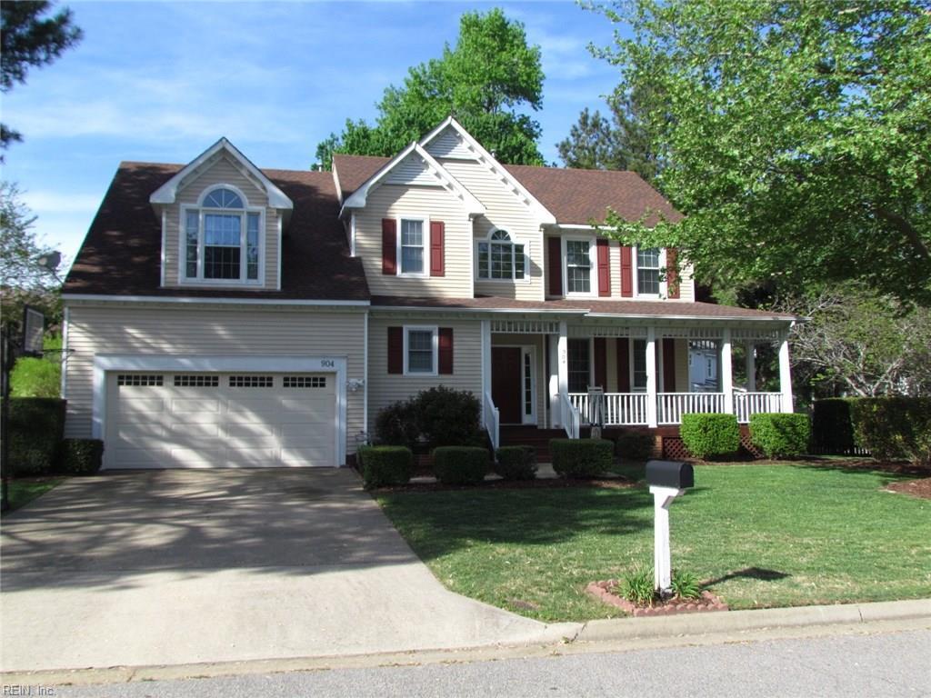 904 BLACKTHORNE DR, Chesapeake, VA 23322