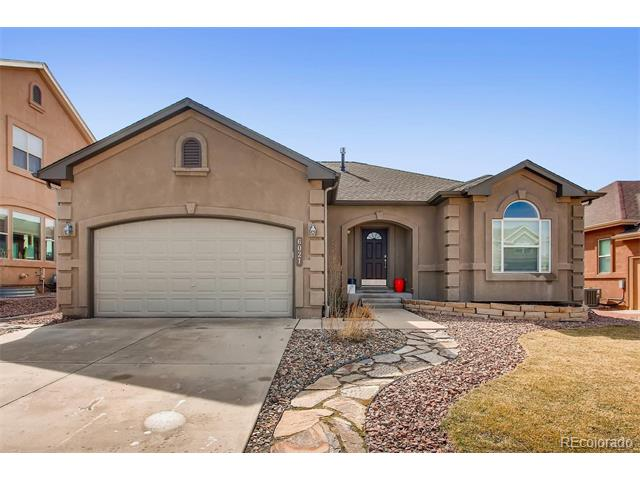 6021 Revelstoke Drive, Colorado Springs, CO 80924