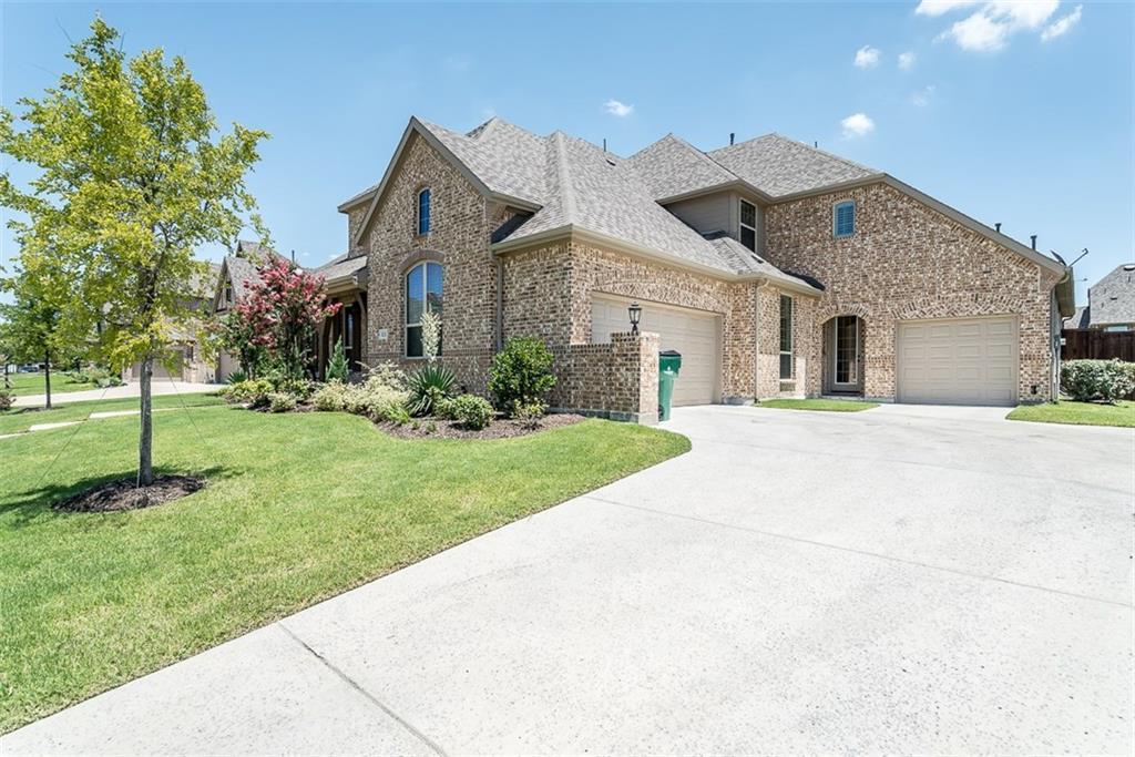 831 Moss Glen Drive, Prosper, TX 75078