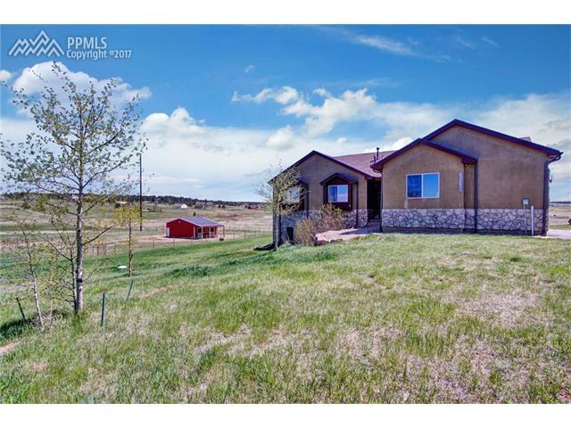 16045 Ridge Run Drive, Colorado Springs, CO 80908