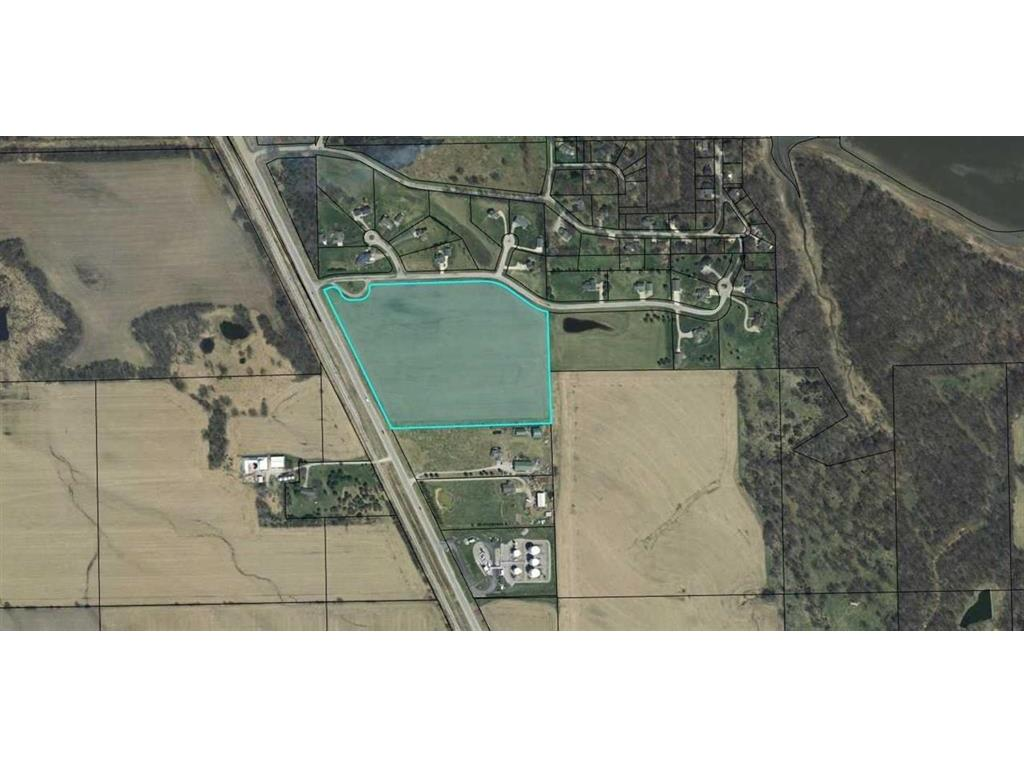 Outlot D River Oaks Subdivision, North Liberty, IA 52317