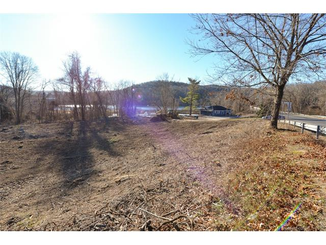 800 FOOT LAKE ZOAR FRONTAGE WITH VIEW OF LAKE, ROCHAMBEAU BRIDGE & POMPERAUG RIVER FROM A HIGH BANK.  APPROVALS BEING SOUGHT FOR A 10,000SQ.FT. COMMERCIAL NEW BUILDING.  IDEAL FOR A RESTAURANT WITH LAKE DOCKING RIGHTS AND OUTSTANDING VIEW. 1.47 ACRES WITH 0.56 ADDITIONAL ACRES AVAILABLE. USES INCLUDE DOCK AND DOCK SERVICES, BOAT LAUNCH, MARINA & LANDINGS RESTAURANT, PROFFESSIONAL OFFICES, BED & BREAKFAST, RETAIL. ONLY COMMERCIAL PARCEL AVAILABLE ON LAKE ZOAR AND AT AN I-84 INTERCHANGE. MAPS AVAILABLE