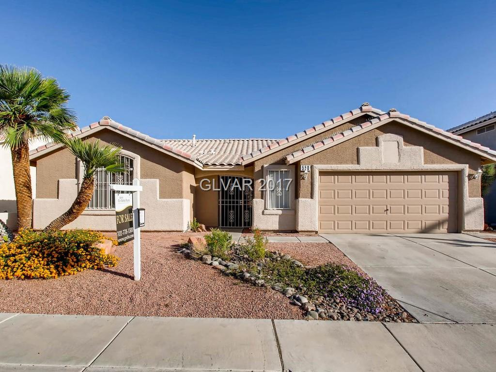 550 CASTLE STONE Court, Las Vegas, NV 89123