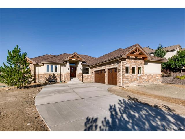 5561 Rim View Place, Parker, CO 80134