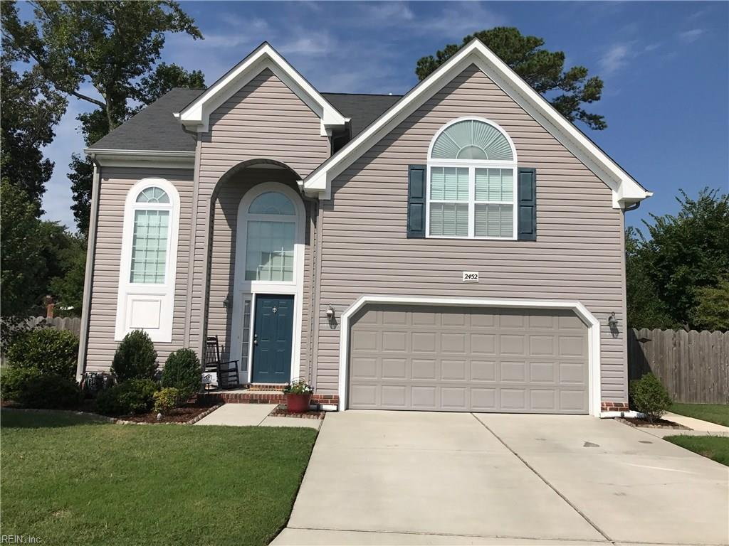 2452 APIARY CT, Virginia Beach, VA 23454