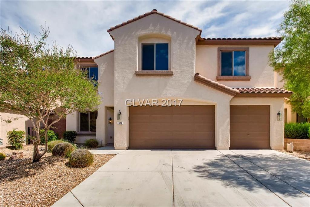 2576 CALANQUES Terrace, Henderson, NV 89044