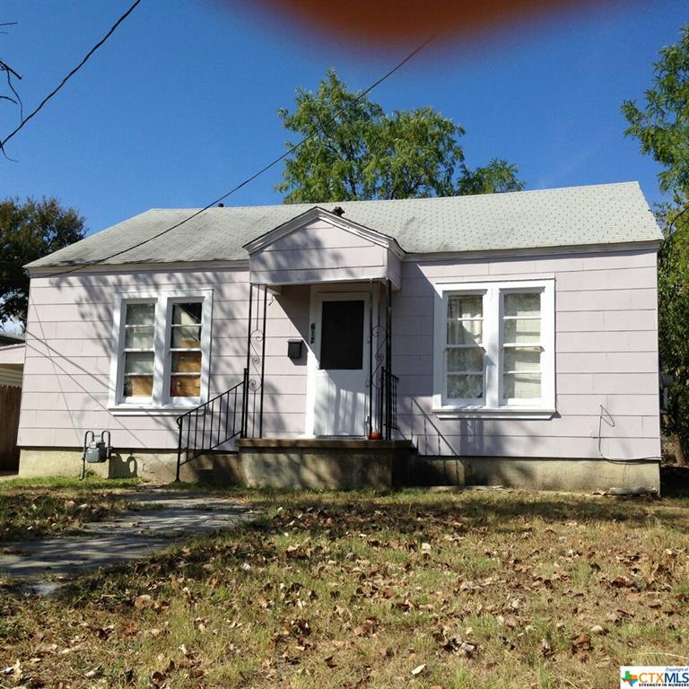 612 Park Street, Gatesville, TX 76528