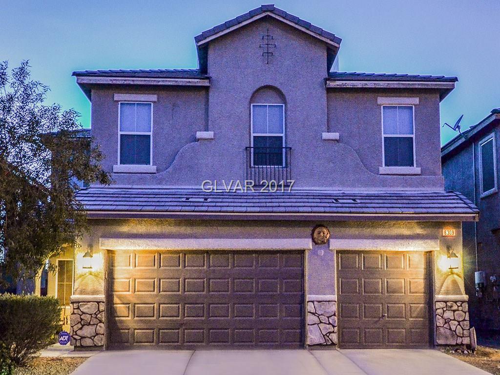 6309 GREEN HERON Street, North Las Vegas, NV 89115