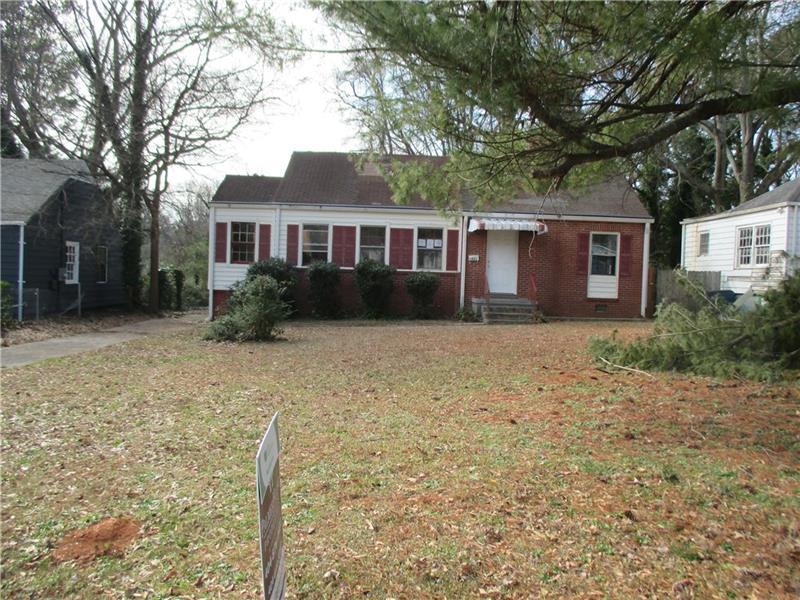 1881 SW Sylvan Ridge Drive, Atlanta, GA 30310