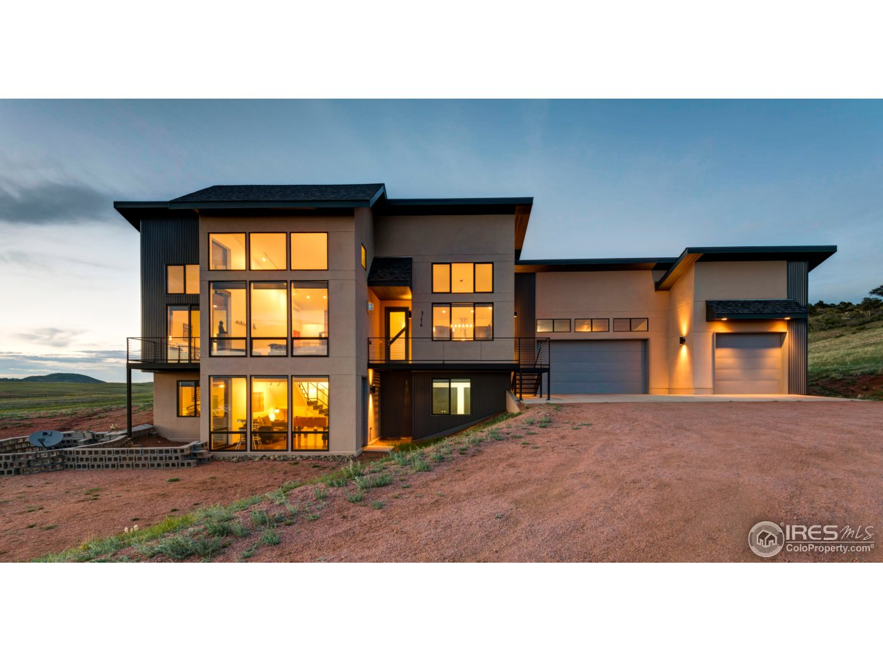 2176 Great Twins Rd, Livermore, CO 80536