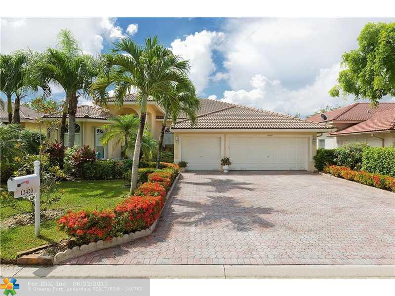 12420 NW 50th Place, Coral Springs, FL 33076