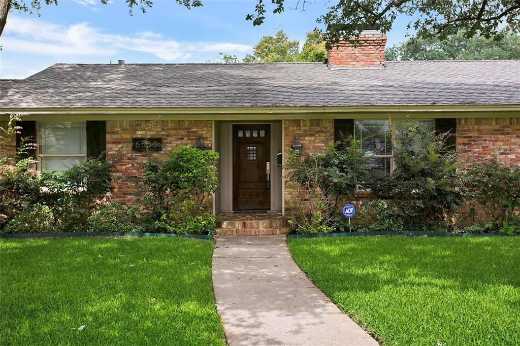 6553 Ridgemont Drive, Dallas, TX 75214