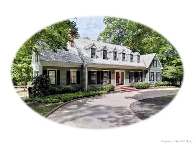 35 Ensign Spence, Williamsburg, VA 23185