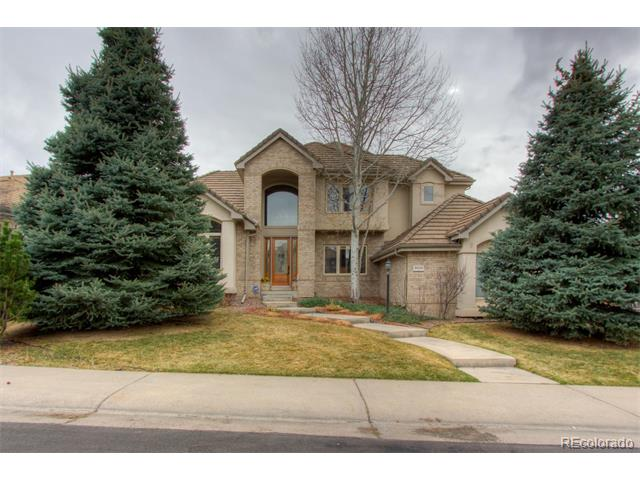 9506 E Hidden Hill Lane, Lone Tree, CO 80124