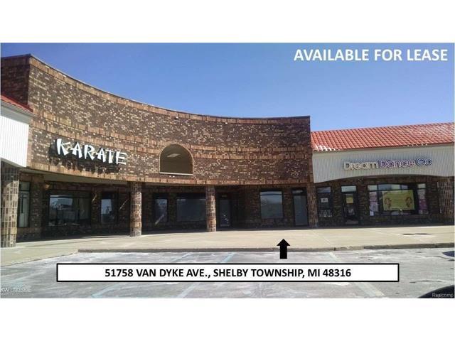 51758 VAN DYKE AVE, SHELBY TWP, MI 48316