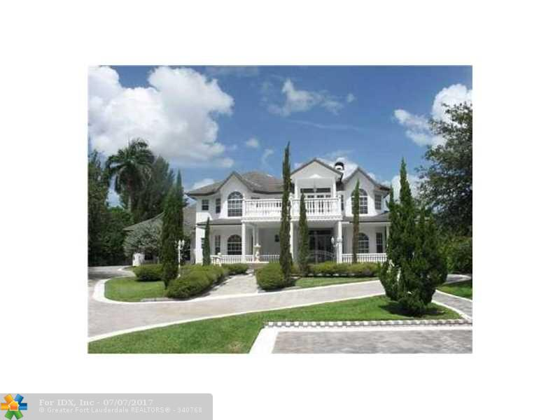 6151 Holatee Trail, Southwest Ranches, FL 33330