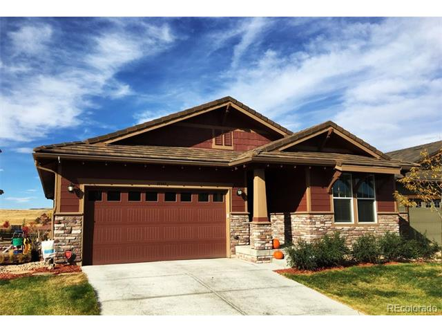 10349 Sierra Ridge Lane, Parker, CO 80134